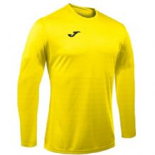 JOMA Campus II Jersey - Yellow (Long Sleeve)